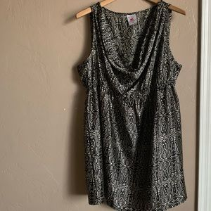Tops - Maternity silk top.